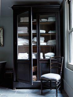Linen storage via gillian stevens