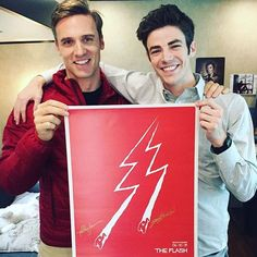 The 2 Flash's