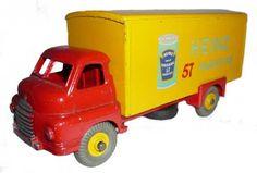 #diecast #Dinky 923 Big Bedford Van Heinz new or updated at www.diecastplus.info