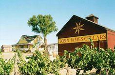 Tobin James, Paso Robles. Fun, fun tasting room in the wild west!