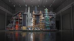Exposition Art Blog: Chris Burden - performance  and installation art