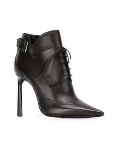 Lanvin Lace-up Boots