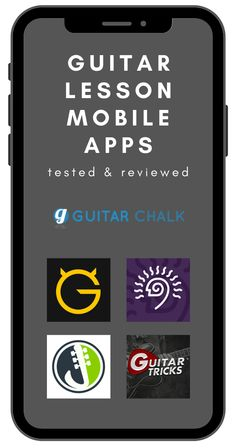 Roundup of the best guitar learning apps for perfect for taking guitar lessons on your iPhone, iPad, Android, or any mobile device. Guitar Lessons For Beginners, Music Lessons, Guitar Chords For Songs, John Lennon Beatles, Guitar Tutorial, Game Interface, Learning Apps, Architecture Quotes, Gibson Guitars