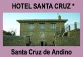 #Alojamiento #Hotel Santa Cruz Adherido al programa Las Edades en #Merindades ( #Monacatus ) Santa Cruz de Andino #Burgos