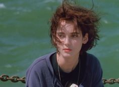 """""""What do you say--- we comb your hair?"""" What do you say--- we comb your hair? Winona Ryder 90s, Johnny And Winona, 90s Grunge Hair, Short Grunge Hair, Pelo Guay, Winona Forever, Film Stills, Girl Crushes, Pretty People"""