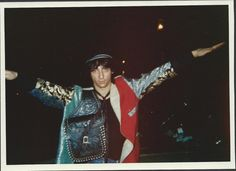 Johnny Thunders at the Great American Saloon in New Haven, CT 1980 Johnny Thunders, Rock Legends, Johnny Was, Punk Rock, Rock N Roll, Beautiful People, Celebs, Style Inspiration, Memories
