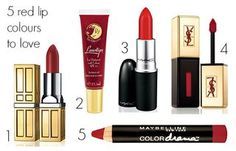 How to wear red lipstick   Styling You   Bloglovin'