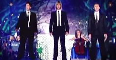Celtic Thunder's Christmas 'Hallelujah' Will Give You Chills Upon Chills. WOW! - Music Videos
