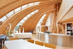Magnificent $950K Dome Home Spins at the Push of a Button - House of the Day - Curbed National