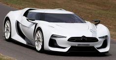 Futuristic Citroen GT Concept (2)