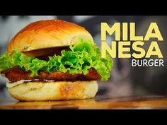 Milanesa Burger ft. Torrada Torrada
