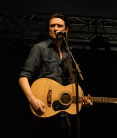Paul Dempsey - that voice..