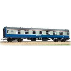 Bachmann BR Mk1 RFO Restaurant Car Blue & Grey - £27.99