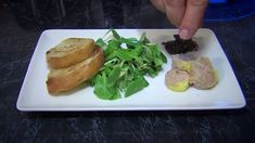 Libamáj terrine/ Foie gras terrine - YouTube Pork, Food And Drink, Beef, Make It Yourself, Kale Stir Fry, Meat, Pork Chops, Steak