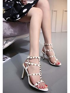 Summer Roman style stylish design women sandals YS-C5603-Lovelyshoes.net