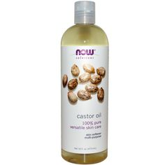 Now Foods, Solutions, Castor Oil, 16 fl oz (473 ml)