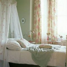 sweet shades for feminine fairytale girls room