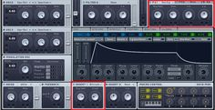 Deep House Basslines in Massive   Pro Music Producers