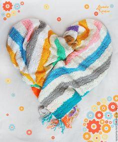 Купить Детский плед «Близнецы-1» - плед, плед вязаный, одеяло, плед детский