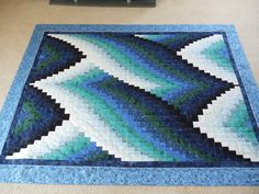 Bargello quilts | ... off the book twist and turn bargello quilts by eileen wright from
