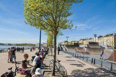 Bordeaux - Rive Gauche - Credit Vincent Bengold - European Best Destinations @bdxlive