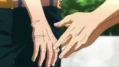 Y u touching mah man xD Boku No Hero Academia, My Hero Academia Memes, Hero Academia Characters, My Hero Academia Manga, Funny Video Memes, Funny Relatable Memes, Anime Guys, Anime Meme, Anime Naruto