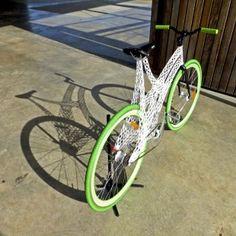 australian designer 3dprinted bike