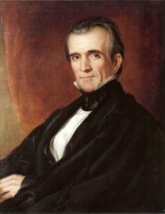 John K. Polk: Born: 11-2-1795, Pineville, North Carolina, U.S. - Died: 6-15-1849, Nashville, Tennessee, U.S. - Spouse(s): Sarah Childress