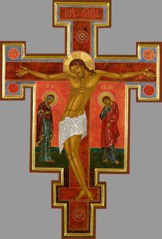 Icon Gallery — Prosopon School of Iconology Religious Images, Religious Icons, Religious Art, Byzantine Icons, Byzantine Art, Anima Christi, Christian Artwork, Christian Symbols, Holy Cross