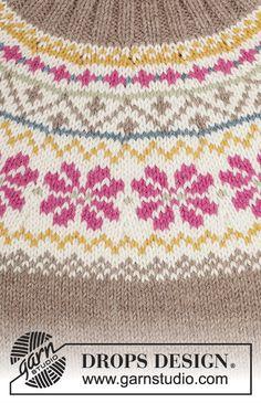30 Ideas crochet jacket pattern free fair isles for 2019 Baby Knitting Patterns, Jumper Patterns, Crochet Amigurumi Free Patterns, Knitting Charts, Knitting For Kids, Knitting Designs, Free Knitting, Crochet Jacket Pattern, Crochet Bookmark Pattern