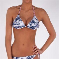 Sperry Anything Boat Ruffle Bikini Top #VonMaur #Sperry #Bikini