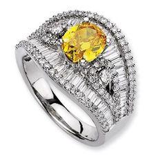 14kw Emma Grace Oval Cultured Diamond Ring - SalmaJewelry.com  $14,750.14