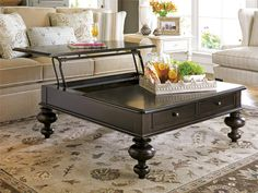 Paula Deen Home Put Your Feet Up Table by Universal