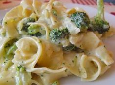 Rezept: Broccoli in Käse-Sahne-Soße