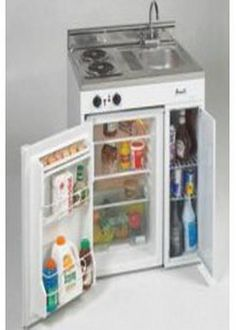 Mini Kitchen From Whirlpool | Appliancist Really Compact Kitchenette! Great  For Condo Common Area Guest Use | Favorite Places And Spaces | Pinterest |  Mini ...