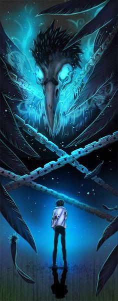 Raven & Gilbert Nightray - Pandora Hearts