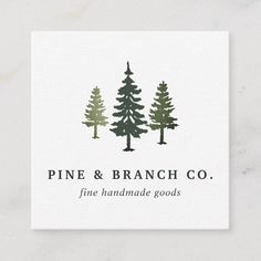 Shop Pine Tree Logo Square Business Card created by RedwoodAndVine. Photographer Business Cards, Photographer Logo, Square Business Cards, Business Logo, Marble Wallpaper Phone, Iphone Wallpaper, Live Oak Trees, Hairstylist Business Cards, Tree Logos