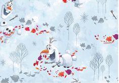 Disney Frozen OLAF 100% Tela de algodón | Etsy