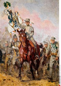Austro-Hungarian infantry 1914