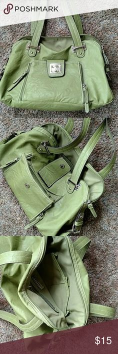 Rosetti Bag with outside compartment for cash and Looks unused/new Bags Shoulder Bags