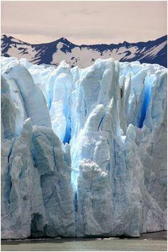 Patagonia Los Glaciares National Park Perito Moreno Glacier