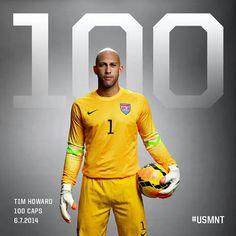 USA Men Soccer - Tim Howard Goalkeeper