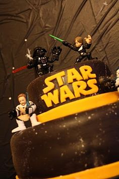 At Second Street: Star Wars Party- What I Did