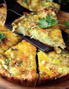 Tartă de cartofi Healthy Diet Recipes, Healthy Cooking, Baby Food Recipes, Fall Recipes, Cooking Recipes, Good Food, Yummy Food, Tasty, Yummy Appetizers
