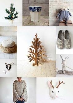 [ ETSY tesoro ] . . . regalos de Navidad  lacasadecotó