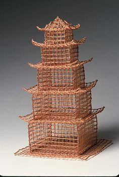 Japan Dreaming by Nancy Koenigsberg: Metal Sculpture available at www.artfulhome.com