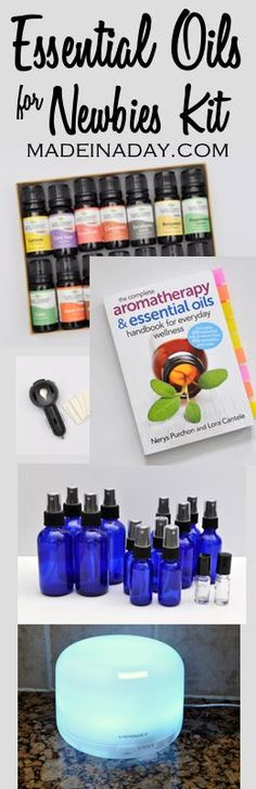 Essential Oils Start