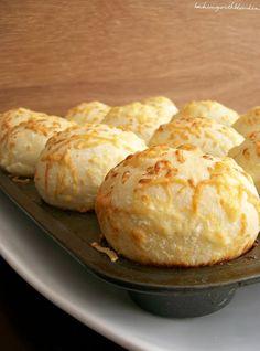 Magleby's Rolls // pan de queso