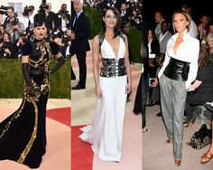 Katy Perry, Emma Stone e Victoria Beckham aderiram à tendência (Foto: Getty Images)