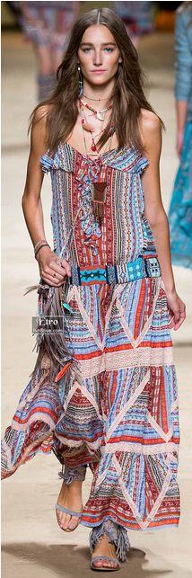 Etro Spring 2015-16 Collection